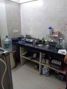 Kitchen Image of PG 4195161 Kandivali West in Kandivali West