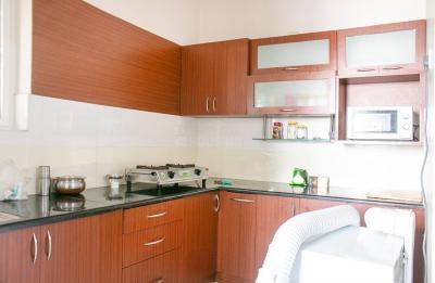Kitchen Image of Debasish Nest in Sampigehalli