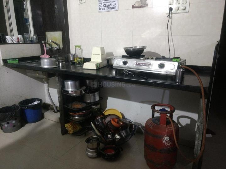 वादगांव शेरी में नोब्रोकरेज के किचन की तस्वीर