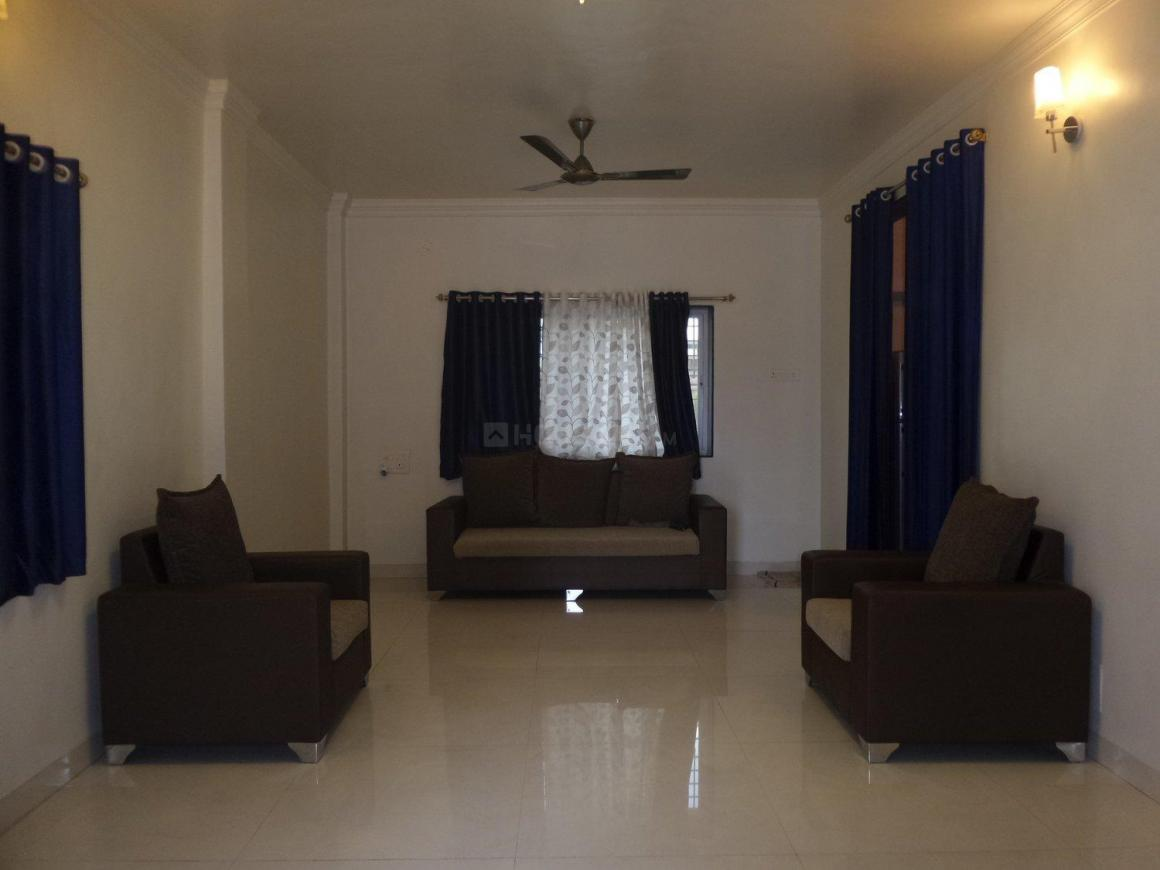 Living Room Image of 1560 Sq.ft 2 BHK Independent House for rent in Manjari Budruk for 20000