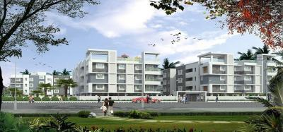 Gallery Cover Image of 1271 Sq.ft 3 BHK Apartment for buy in Blue Moon, Alandur for 8641529