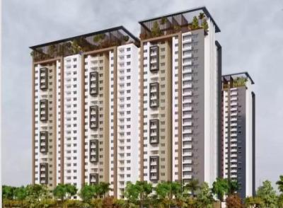 Gallery Cover Image of 1294 Sq.ft 2 BHK Apartment for buy in Miyapur for 3800000