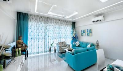 Gallery Cover Image of 1440 Sq.ft 3 BHK Apartment for rent in Kharghar for 42000