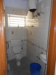Bathroom Image of Upasana Comforts PG in BTM Layout