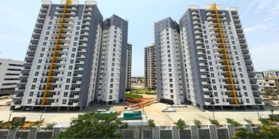 Gallery Cover Image of 1592 Sq.ft 3 BHK Apartment for buy in Baashyaam Pinnacle Crest, Sholinganallur for 12700000