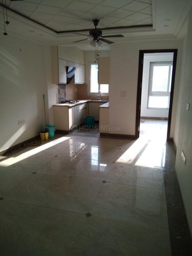 Living Room Image of 1111 Sq.ft 2 BHK Independent Floor for rent in Sector 19 Dwarka for 25000