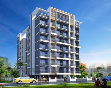 Gallery Cover Image of 685 Sq.ft 1 BHK Apartment for buy in Ulwe for 4500000