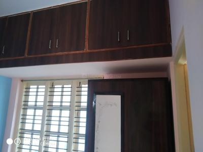 Gallery Cover Image of 510 Sq.ft 1 BHK Independent Floor for rent in Murugeshpalya for 8000
