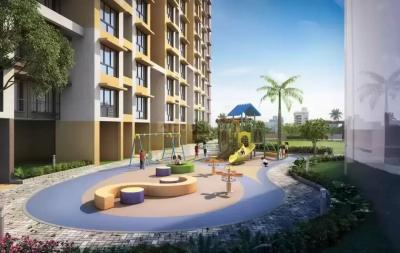 Gallery Cover Image of 655 Sq.ft 1 BHK Apartment for buy in 34 Park Estate, Goregaon West for 9300000