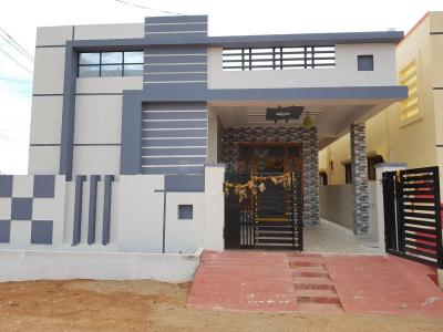 Gallery Cover Image of 1000 Sq.ft 2 BHK Independent House for rent in Budvel for 10000