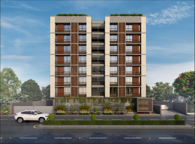Gallery Cover Image of 4400 Sq.ft 4 BHK Apartment for buy in Shivalik Legacy, Prahlad Nagar for 30700000