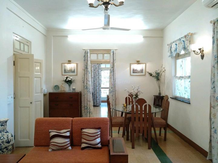 Living Room Image of 1400 Sq.ft 2 BHK Apartment for rent in Mahim for 82000