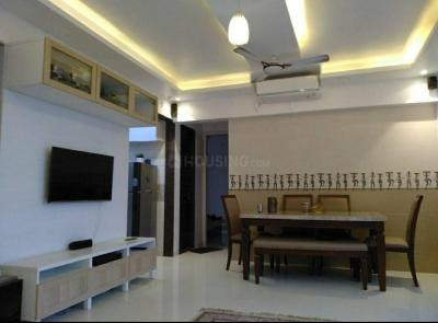 Gallery Cover Image of 1250 Sq.ft 2 BHK Apartment for rent in Ghansoli for 40000