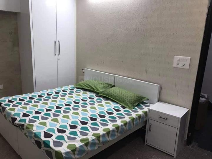 महादेव पीजी इन सेक्टर 32 के बेडरूम की तस्वीर