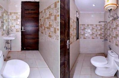 Bathroom Image of The Safehouse PG in Sushant Lok I
