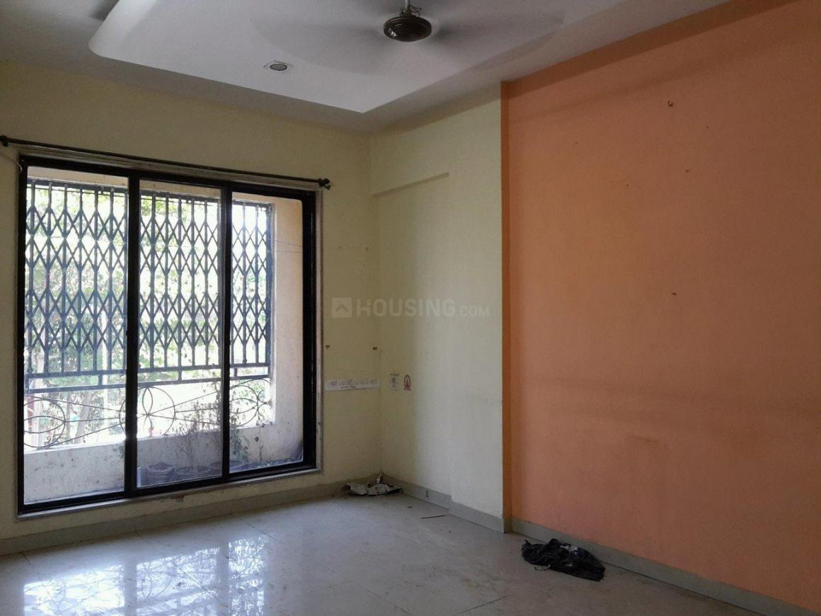 Living Room Image of 600 Sq.ft 1 BHK Apartment for buy in Airoli for 7000000