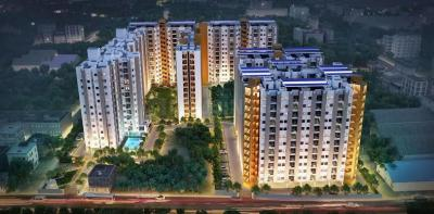 Gallery Cover Image of 400 Sq.ft 1 BHK Apartment for buy in Eden Solaris City Serampore, Serampore for 1091956