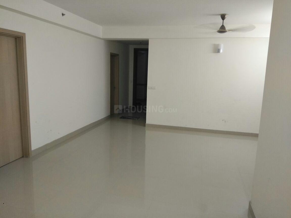 Living Room Image of 1522 Sq.ft 3 BHK Apartment for rent in New Town for 26000