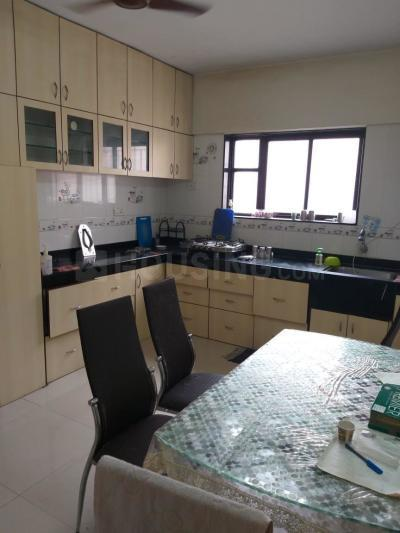 Kitchen Image of 1450 Sq.ft 3 BHK Independent Floor for rent in Pashan for 35000