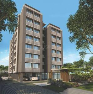 Gallery Cover Image of 1251 Sq.ft 3 BHK Apartment for buy in Thaltej for 14800000