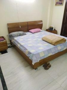 Bedroom Image of Baba PG in Kalkaji