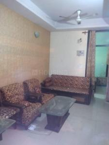 Gallery Cover Image of 1200 Sq.ft 2 BHK Apartment for rent in Rajhans Premier Apartment, Ahinsa Khand for 18000