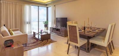 Gallery Cover Image of 1650 Sq.ft 3 BHK Apartment for rent in L&T Crescent Bay T5, Parel for 100000
