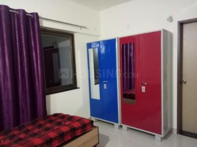 Bedroom Image of Blue Inn Hospital Services in Hinjewadi