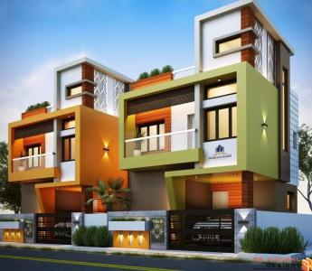 Gallery Cover Image of 1100 Sq.ft 3 BHK Independent House for buy in Pallavaram for 5500000