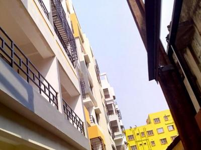 Gallery Cover Image of 738 Sq.ft 2 BHK Apartment for buy in Bhawani North View, Rajarhat for 2214000