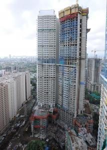 Gallery Cover Image of 2275 Sq.ft 3 BHK Apartment for rent in Parel for 150000