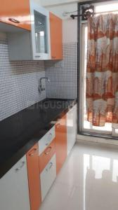 Gallery Cover Image of 705 Sq.ft 1 BHK Apartment for rent in Kharghar for 16000