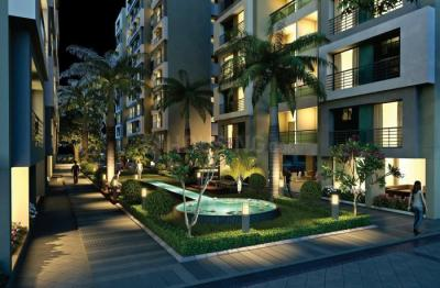 Gallery Cover Image of 1305 Sq.ft 2 BHK Apartment for buy in Nila Atuulyam, Makarba for 5500000
