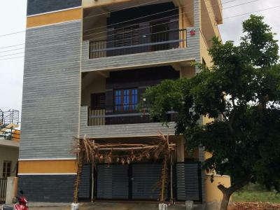Gallery Cover Image of 600 Sq.ft 1 BHK Independent Floor for rent in Sulikunte for 8700