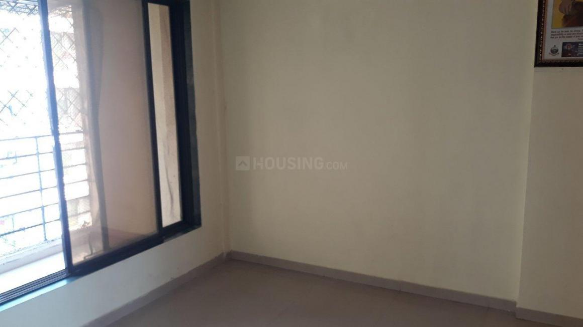 Bedroom Image of 1100 Sq.ft 2 BHK Apartment for rent in Kopar Khairane for 26000