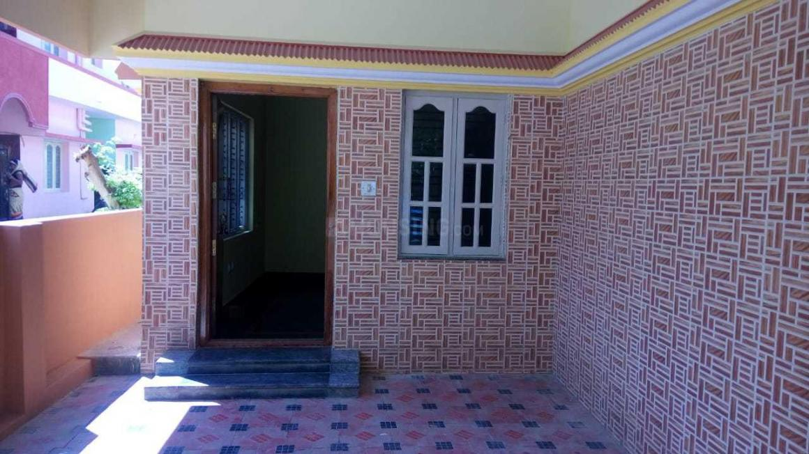 Main Entrance Image of 1200 Sq.ft 2 BHK Independent House for buy in Horamavu for 8500000