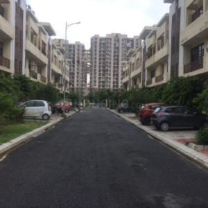 Gallery Cover Image of 1377 Sq.ft 3 BHK Independent Floor for rent in Aditya White Cottage, Bamheta Village for 3700