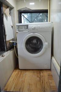 Drying Area Image of PG For Boys in Malad West
