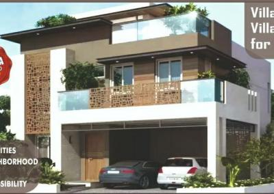 Gallery Cover Image of 2500 Sq.ft 3 BHK Villa for buy in Whitefield for 14300000