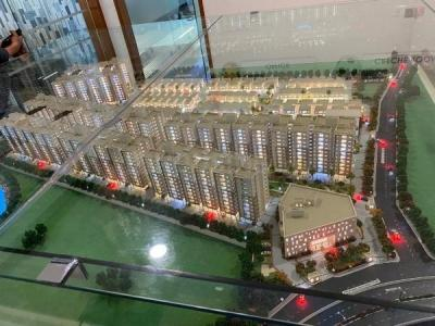 Gallery Cover Image of 1350 Sq.ft 3 BHK Apartment for buy in Provident Kenworth, Budvel for 8000000