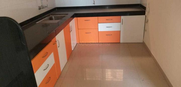 Kitchen Image of 1600 Sq.ft 2 BHK Apartment for rent in Wadgaon Sheri for 30000