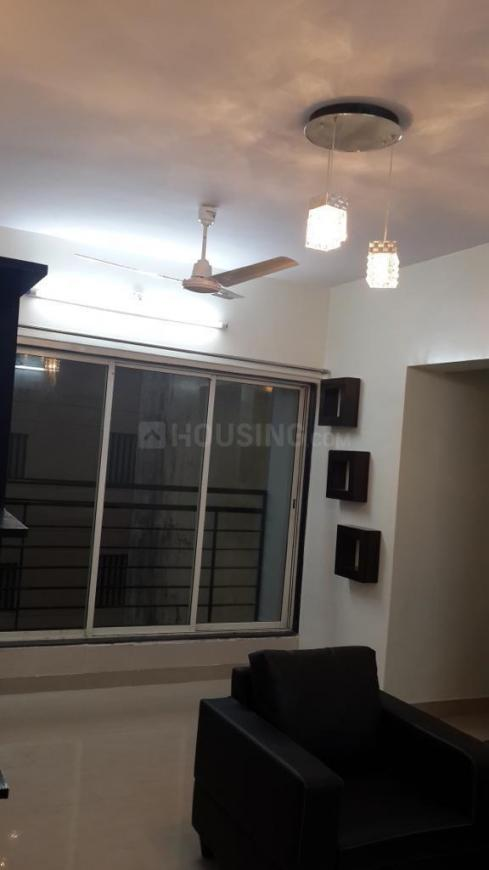 Living Room Image of 1200 Sq.ft 2 BHK Independent Floor for rent in Worli for 80000