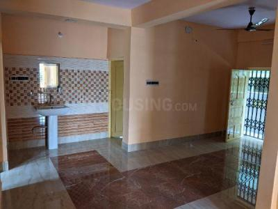 Gallery Cover Image of 1050 Sq.ft 3 BHK Independent Floor for rent in Garia for 22000