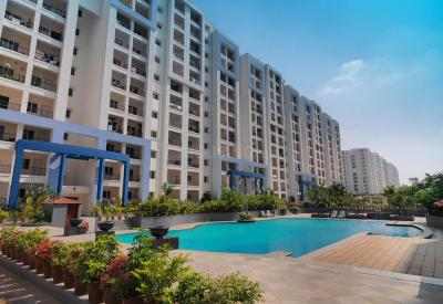 Gallery Cover Image of 2145 Sq.ft 3 BHK Apartment for rent in Adarsh Palm Retreat Tower 1, Bellandur for 50000