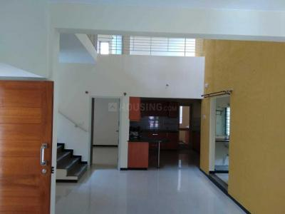 Gallery Cover Image of 2000 Sq.ft 3 BHK Independent House for rent in Hebbal for 40000