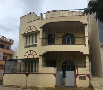 Gallery Cover Image of 1200 Sq.ft 2 BHK Independent House for rent in NRI Layout for 14000
