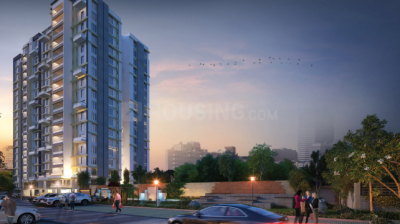 Gallery Cover Image of 1290 Sq.ft 3 BHK Apartment for buy in Identity, South Dum Dum for 8385000