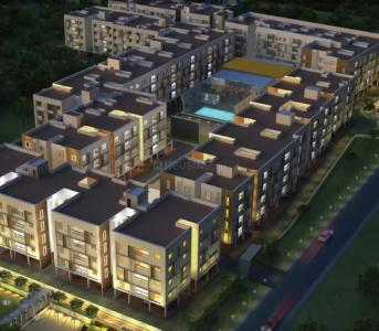 Gallery Cover Image of 889 Sq.ft 2 BHK Apartment for buy in Iyyappanthangal for 4577461