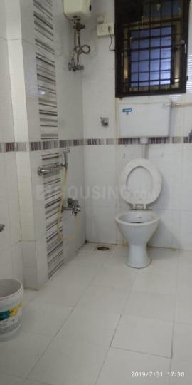 विखरोली ईस्ट में पीजी विखरोली के बाथरूम की तस्वीर