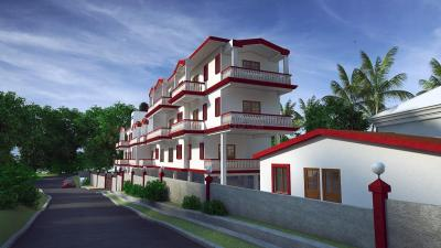 Gallery Cover Image of 1073 Sq.ft 2 BHK Apartment for buy in Donwaddo for 5537235